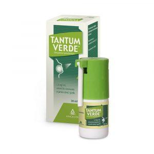 Tantum Verde Gola Nebulizzatore 30 ml 0,15%