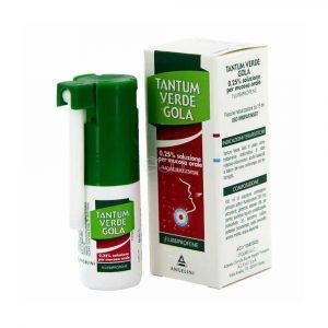 Tantum Verde Gola Nebulizzatore 15 ml 0,25%