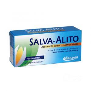 Giuliani Salva-Alito Gusto Classico 30 Compresse