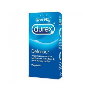 Durex Defensor 9 pezzi