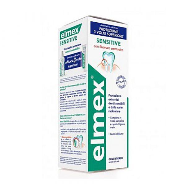 Elmex Sensitive Collutorio 400ml