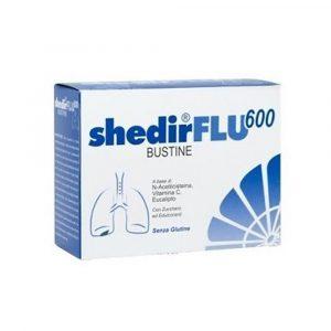 Shedirflu 600 Lemon 20 Bustine
