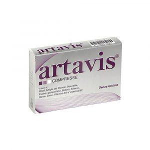 Artavis 30 compresse