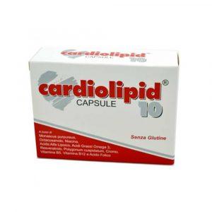 Cardiolipid 10 30 compresse
