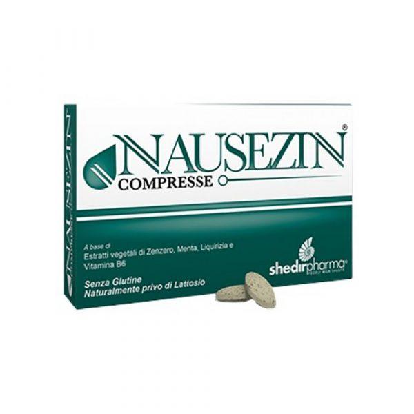 Nausezin 30 compresse