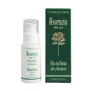 Assenzio Olio da barba alle Tre Artemisie 30 ml