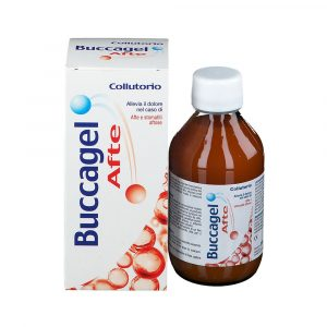 Buccagel Collutorio 150ml