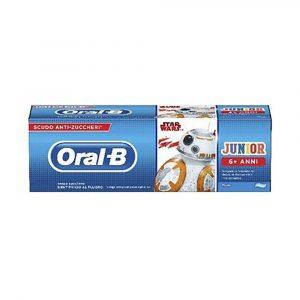 Oral B Dentifricio Junior Star Wars 6-12
