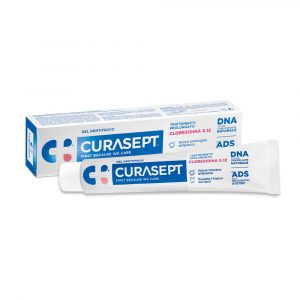 Curasept Dentifricio 0,12% 75ml Ads+Dna