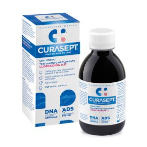 Curasept Collutorio 0,12% 200ml ADS+DNA