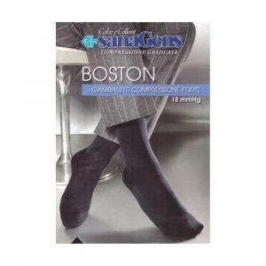Boston Calza Uomo Nero Taglia S