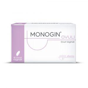 Monogin Ovuli 10 pezzi