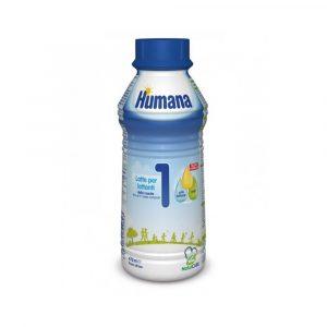 Humana 1 probalance 470ml bottiglia