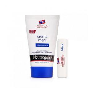 Neutrogena Mani Profumato + Lipstick