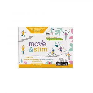 Move&Slim 25 stick pack