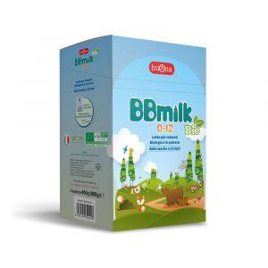 Bbmilk 0-12 Bio Polvere 2 bustine
